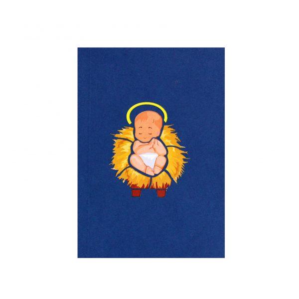 Jesus Born Pop Up Card